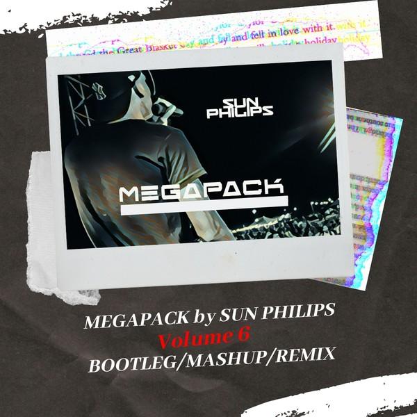 MEGAPACK [Vol. 6] (Sun Philips Edits)