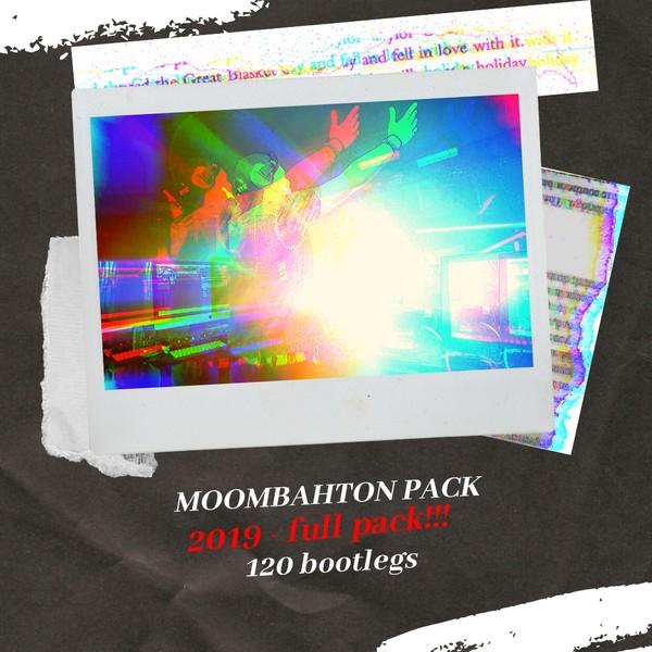 Moombahton 2019 (120 bootlegs) by Sun Philips
