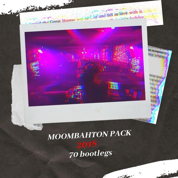 Moombahton 2018 (70 bootlegs) by Sun Philips