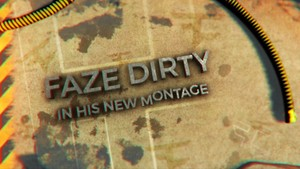 FaZe Dirty: IW & MWR Montage. [PROJECT FILE]