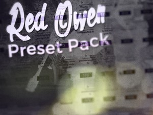 FaZe Owen's Preset Pack. [OLD]