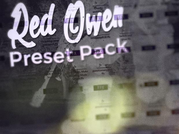 FaZe Owen's Preset Pack. [OLD]