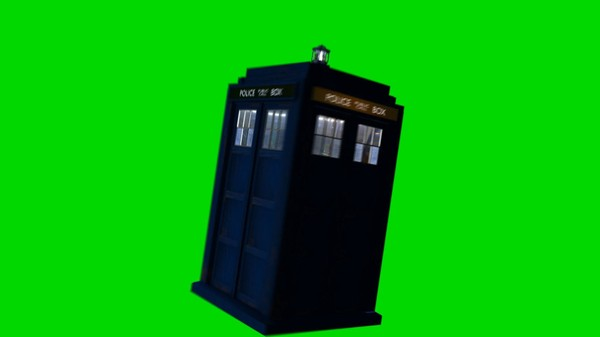Tardis Dolly Zoom Video