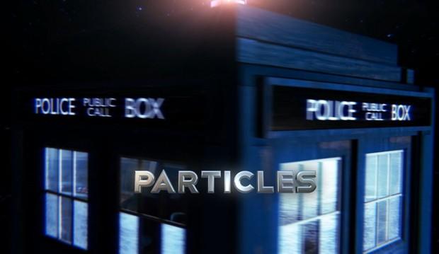 Tardis particle experimentation