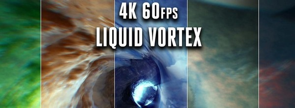 Liquid Vortex 4K