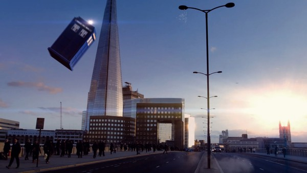 Shard VFX Shot