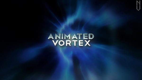 Blue Vortex - 30 seconds