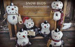 Snowbuds ePattern