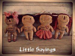 Little Sayings