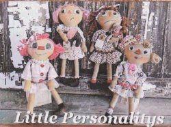 Little Personalities ePattern