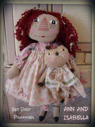 Ann & Isabella ePattern
