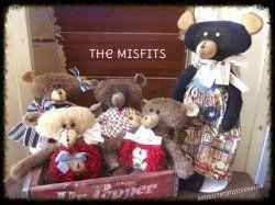 The Misfits ePattern