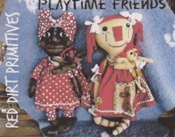Playtime Friends ePattern