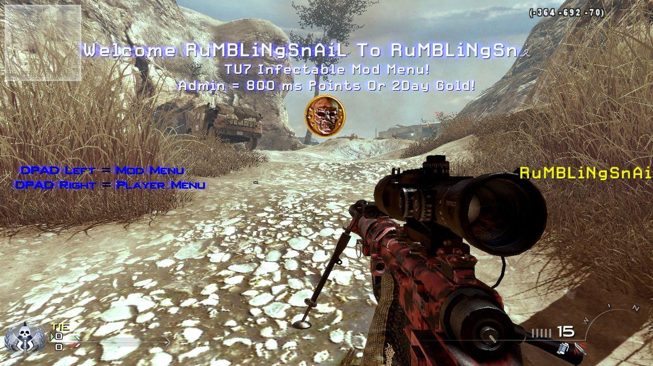 bo2 how to make mod menu