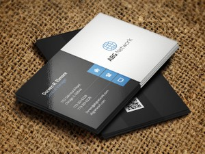 Corporate Business Card (PSD)