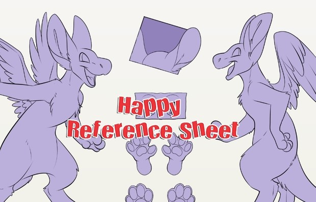 Happy Dutch Reference Sheet