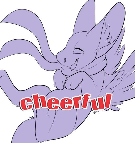 Cheerful dutch