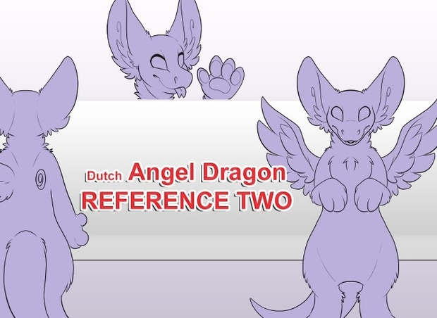 Dutch Angel Dragon Reference TWO