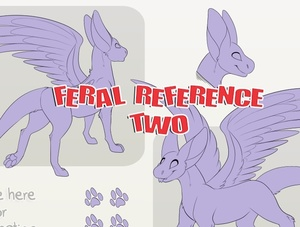 Feral Reference TWO Sheet
