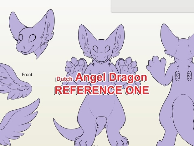 Dutch Angel Dragon Reference ONE
