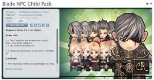 Blade NPC Chibi Pack V 1.1