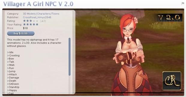 Villarger_A_Girl_NPC_V 2.2