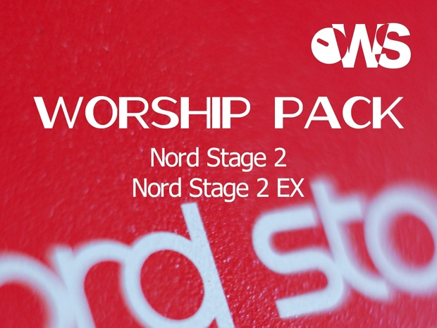 Worship Pack - Nord Stage 2 and Stage 2 EX