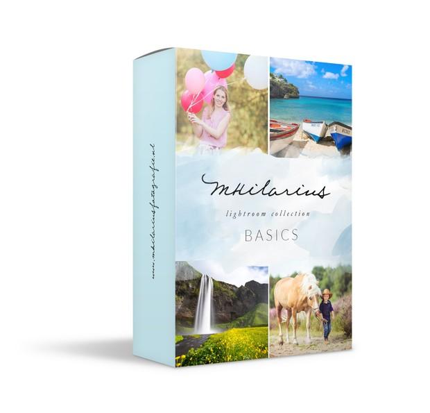 MHTutorials - LR Basics Collection