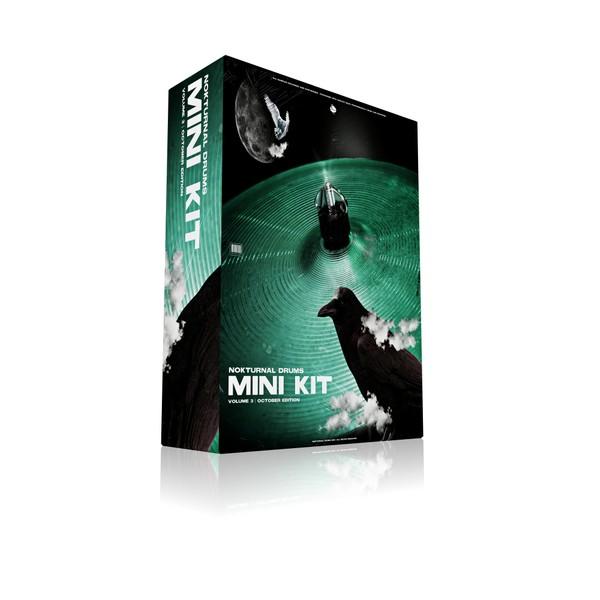 Nokturnal Drums - Mini Kit Volume 3 (October Edition)