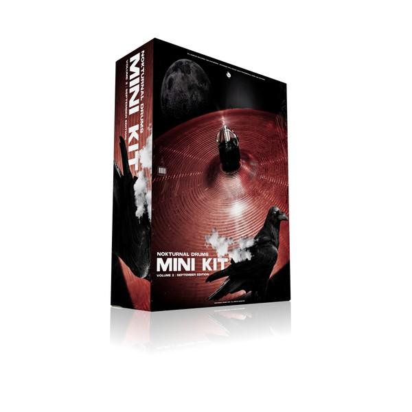 Nokturnal Drums - Mini Kit Volume 2 (September Edition)