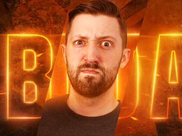 'Big Brudda' YouTube Banner Project File