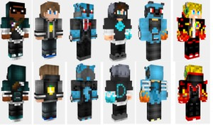Complete MC Skin Revamp OR New MC Skin