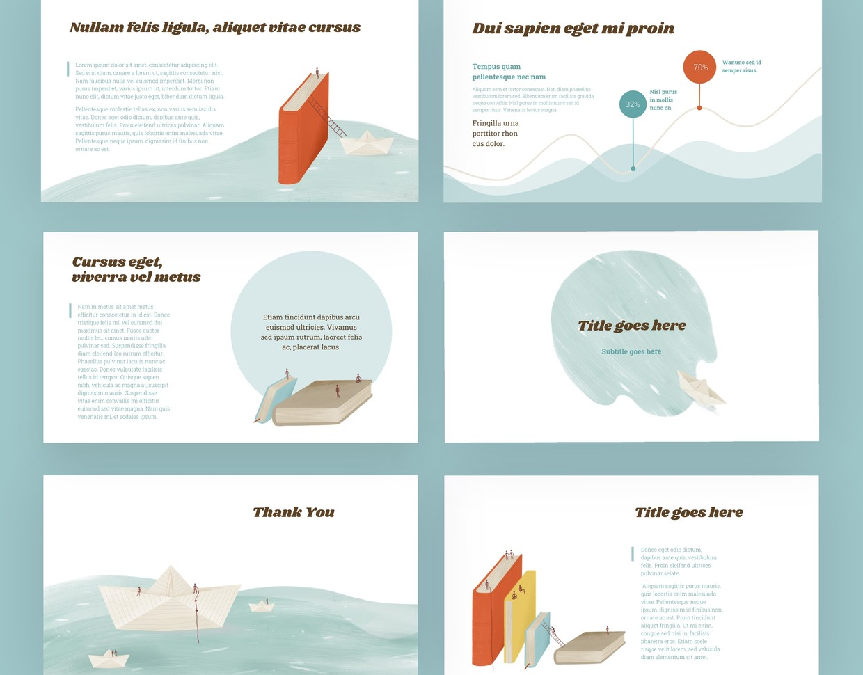 Storytelling PPT Template
