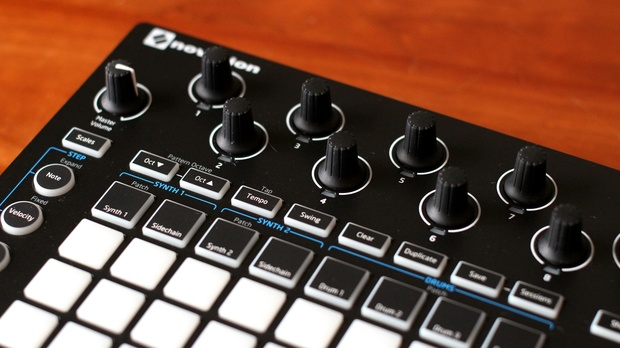 Novation Circuit 64 custom synth patches