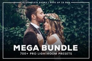 700+ Lightroom Presets Bundle