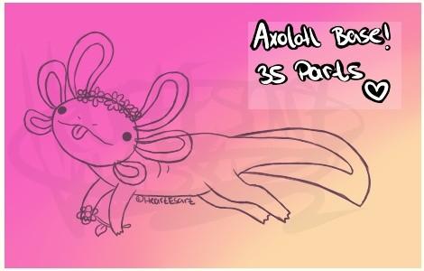 Axolotl Base