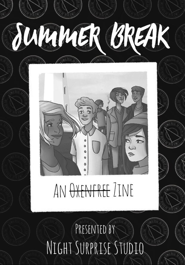 Summer Break: An Oxenfree Zine