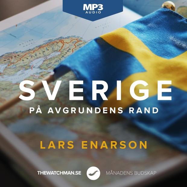 Sverige på avgrundens rand (MP3 Swedish) - Lars Enarson