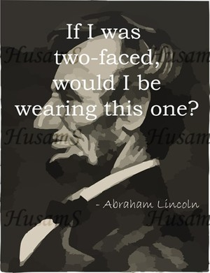 Abraham Lincoln ( Quote #002 )