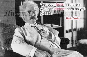 Mark Twain's Picture Quote ( #002 )