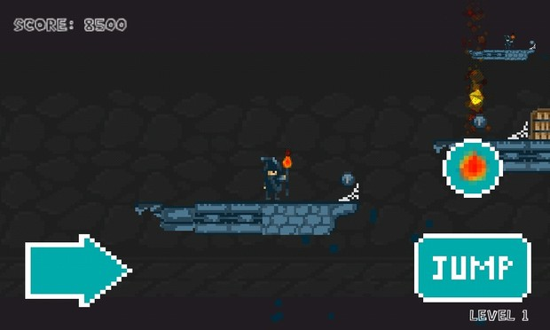 Crateboy Android Edition - Complete Unity2D Retro Platformer Project