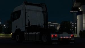 Scania Next Gen Kelsa Chassis Bar