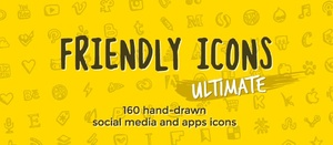 Friendly Icons Ultimate
