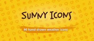 Sunny Icons