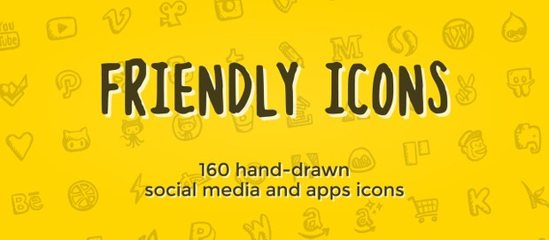 Friendly Icons