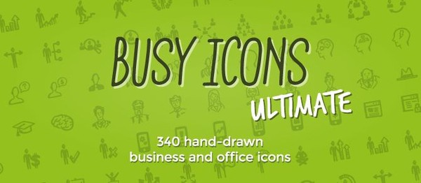 Busy Icons Ultimate