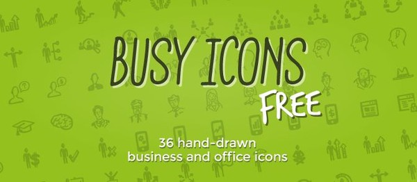 Busy Icons Free