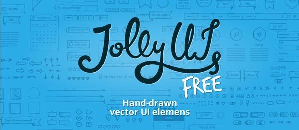 Jolly UI Free