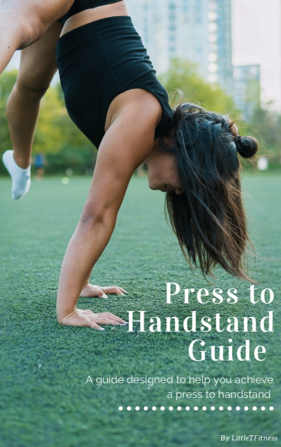 Press to Handstand Ebook