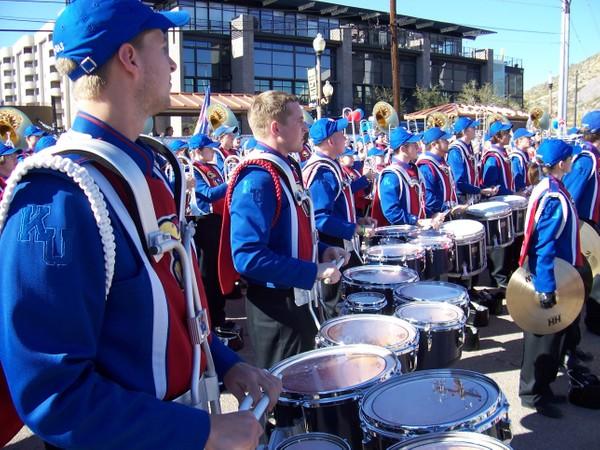 Heavy Beats Band Mover